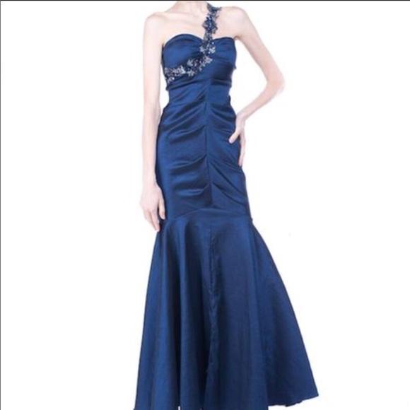Cache Dresses   Mermaid Gown Evening Dress Prom Dress   Poshmark